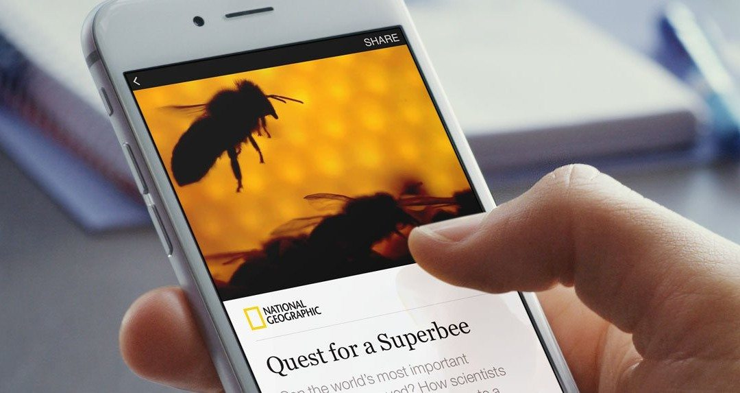 Instant Articles and the future without Apps