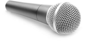 mini-microphone
