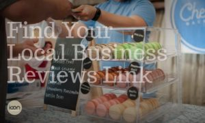 Local Business Reviews Link Finder