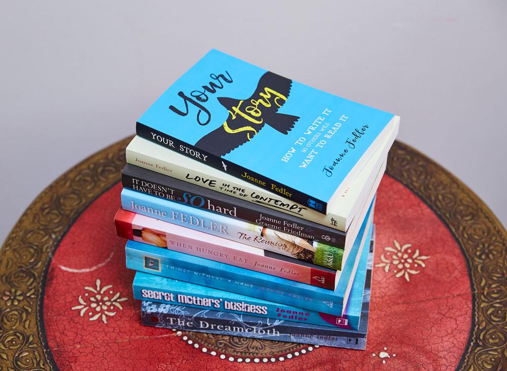 Joanne-Fedler-Books